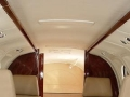 King Air custom headliner