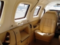 custom prop jet interior