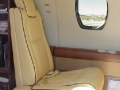 private jet upholstery