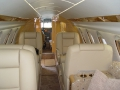Falcon aircraft interior upholstery