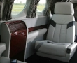private jet seat upholstery