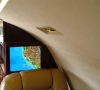 entertainment system for private jet