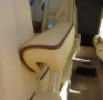 upholstery for corporate jets